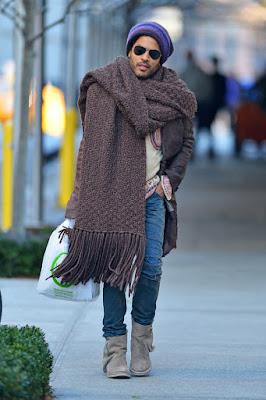 kravitz scarf buzzfeed - Hat fájó igazság