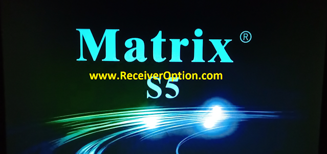 MATRIX ASH S5 1506T 512 4M NEW SOFTWARE WITH XCAM & SHEARE PLUS OPTION