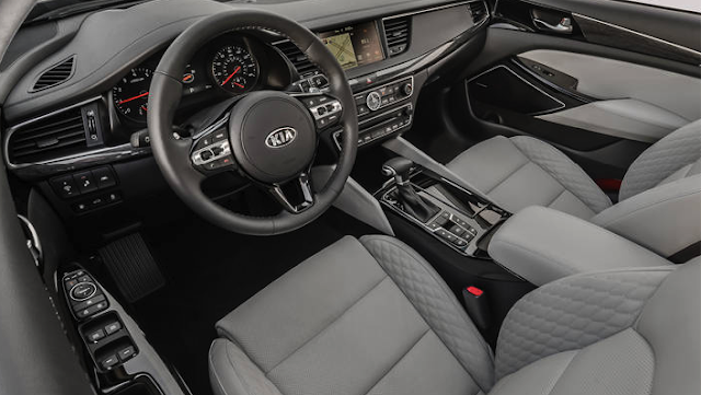2019 Kia Cadenza Review