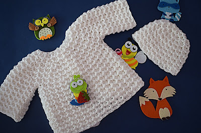 5 - Crochet Imagenes Gorrito a crochet para jersey y cambrita por Majovel Crochet