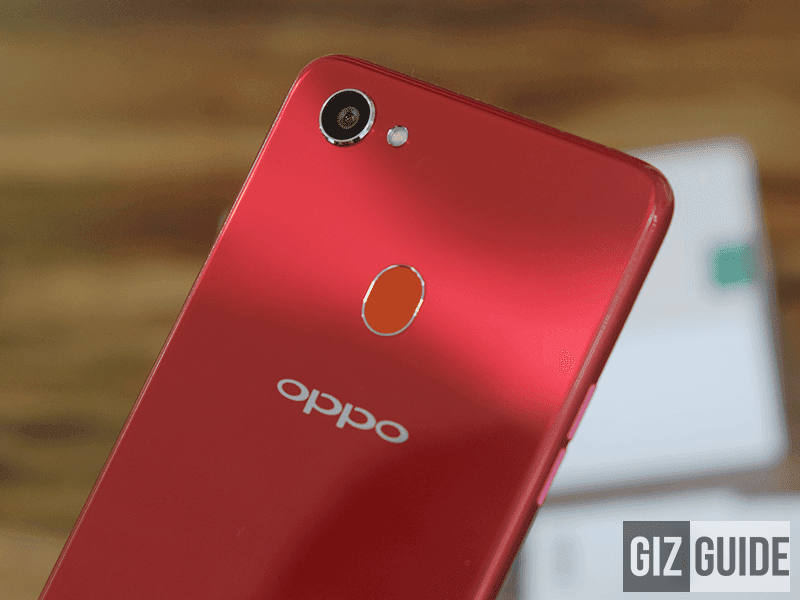 OPPO F7: First Camera Samples