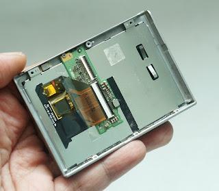 Kerusakan Pada LCD Fujifilm XA3 XA10 XA5