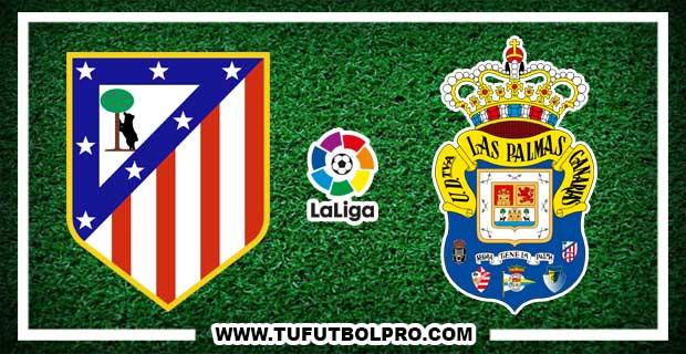 Ver Atlético Madrid vs Las Palmas EN VIVO Por Internet Hoy 17 de Diciembre 2016