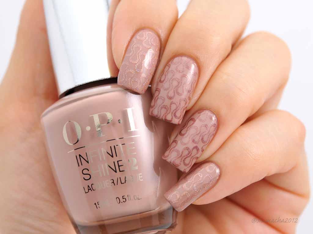 OPI: It Never Ends (Infinite Shine) / Fab ur nails: FUN-13 ...