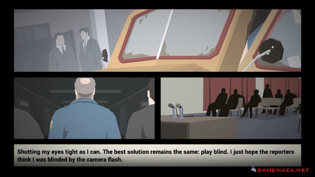 This is the Police Gameplay Screenshot 2