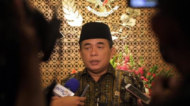 Tak Izinkan Pendemo 4 November Masuk, Akom: DPR Bukan Penginapan
