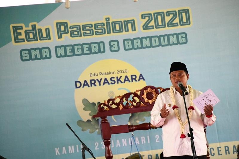 Wagub Jabar : Edu Passion Bantu Siswa Pilih Jurusan Kuliah