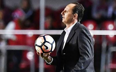 Rogério Ceni  novo técnico para o Fortaleza no centenário do clube