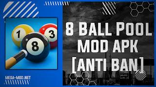8 ball pool mod apk anti ban