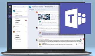 Microsoft Teams aplikasi yang bisa membantu saat bekerja dari rumah