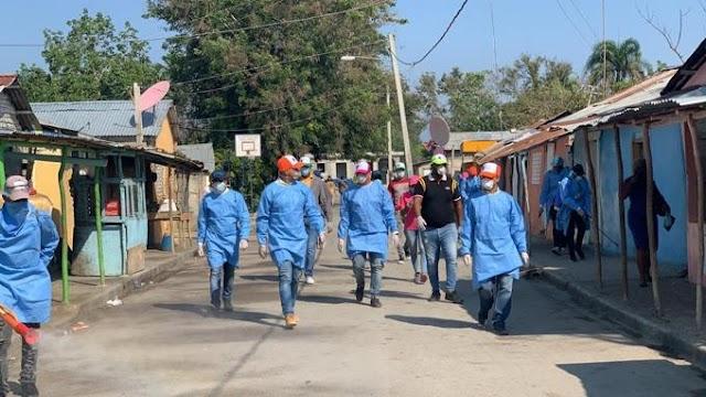 Boletín 41: San Juan, sube a 66 casos COVID-19 y el país  6,652 positivos y 293 muertes