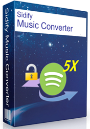 Sidify Music Converter 1.1.5 poster box cover