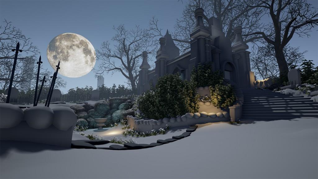 Hunters Dream in Unreal Engine 4