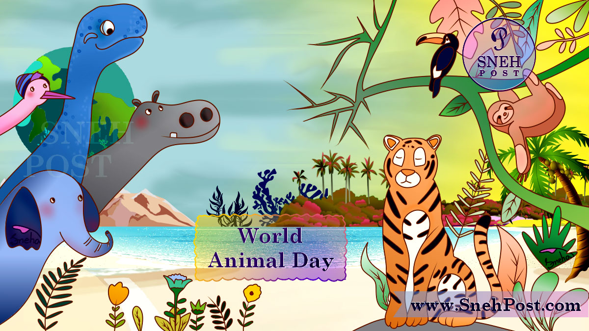 World Animal Welfare Day
