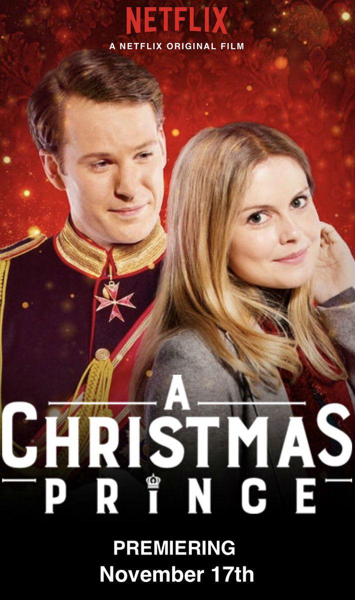 O príncipe do Natal   Netflix