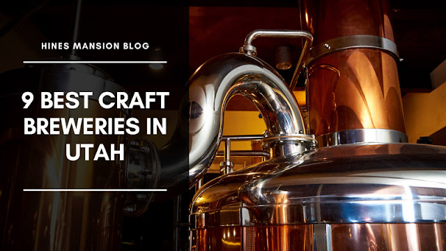 The 9 Best Craft Breweries in Utah blog cover image