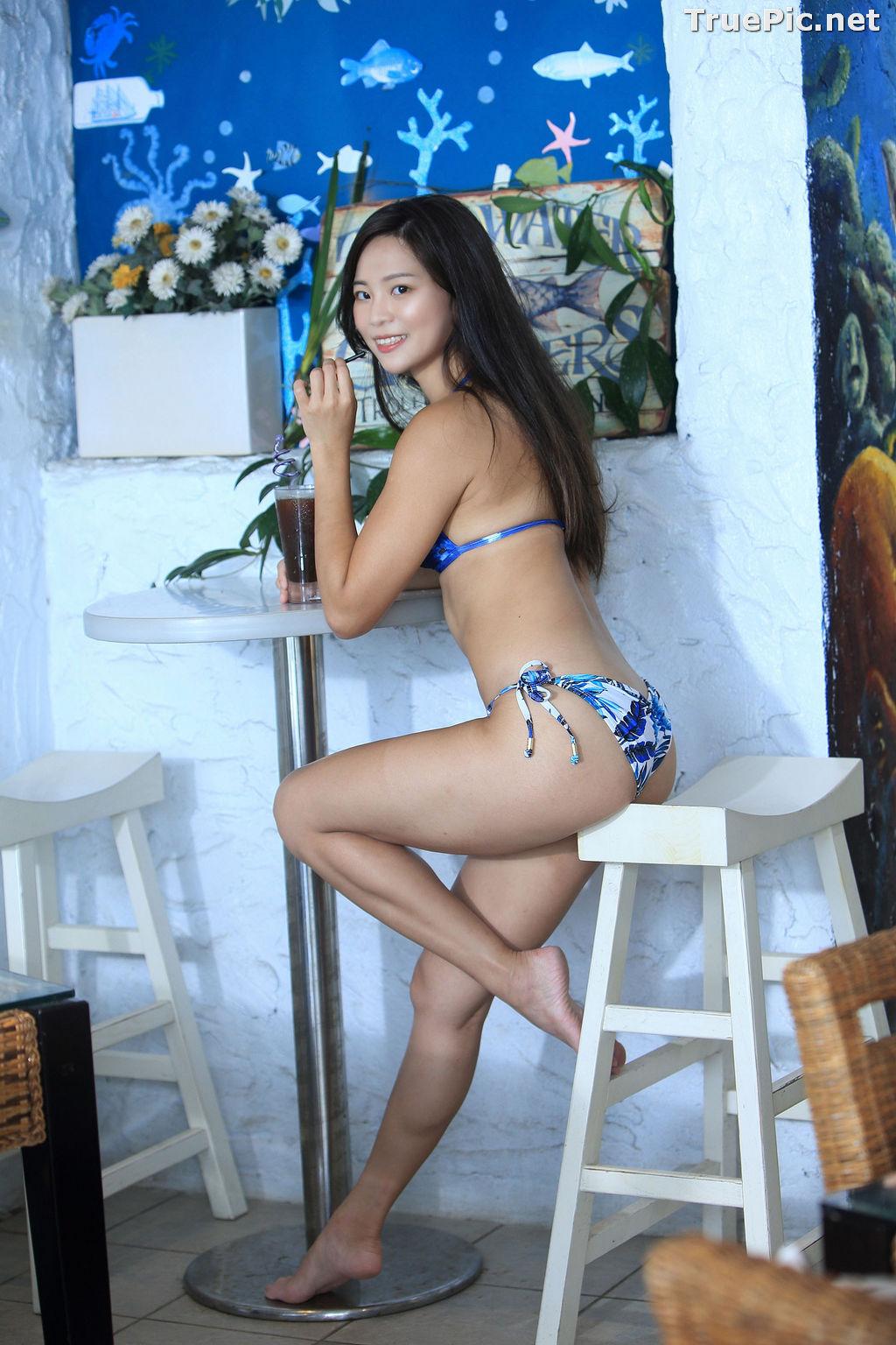 Image Taiwanese Model - Shelly - Beautiful Bodybuilding Bikini Girl - TruePic.net - Picture-42