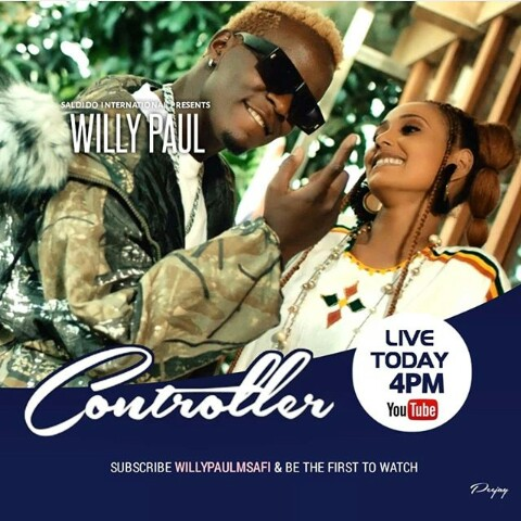 AUDIO | Willy Paul – Controller | Download Audio