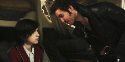 Once Upon A Time 2x22. And Straight On 'Til Morning (SEASON FINALE)