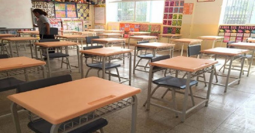 Reinicio del año escolar hasta el 03 de abril en la GRE Lambayeque