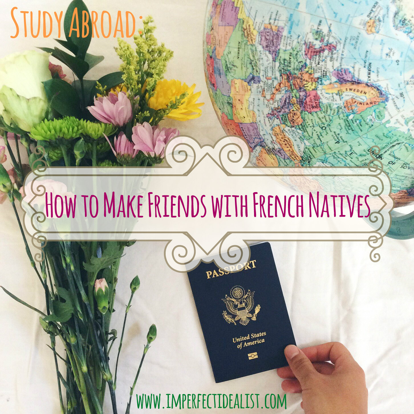 how to make friends with french natives study abroad