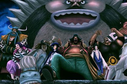 Pengetahuan Blackbeard yang Mengesankan Tentang Rahasia di One Piece
