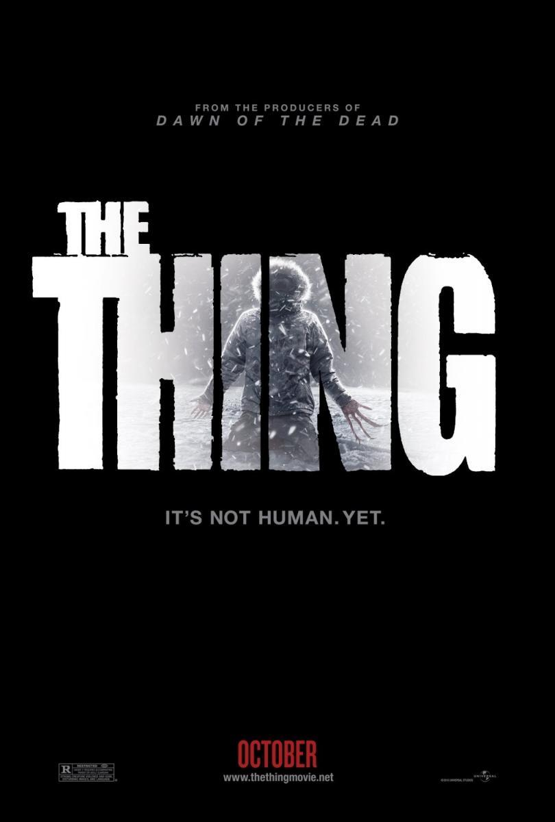 Download The Thing (2011) Full Movie in Hindi Dual Audio BluRay 720p [850MB]