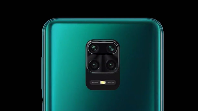Redmi Note 9 Pro Max Starts Receiving a New Update With April 2020 Android Security Patch