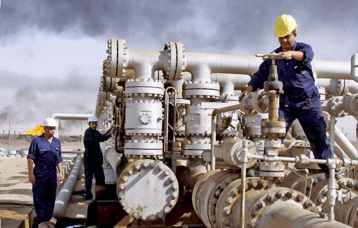 """""""توتال"""" الفرنسية تطور قطاع الغاز والنفط في العراق"""