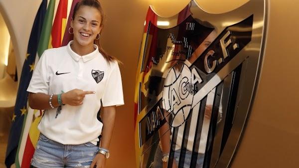 Oficial: Málaga Femenino, Ruth renueva una temporada