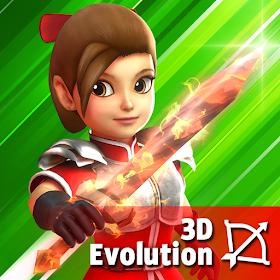 Download MOD Dashero: Archer & Sword 3D Latest Version
