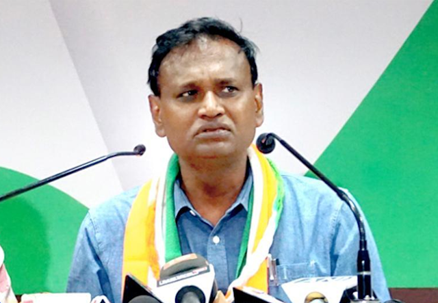 udit raj pulwama attack,politics on pulwama attack,Congress leader