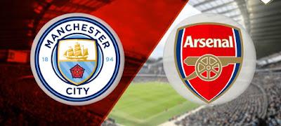 Live Streaming Manchester City vs Arsenal EPL 4.2.2019