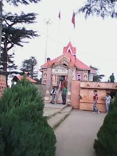 Hanuman Mander Jakhu Shimla