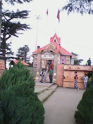 Jakhu Temple in Shimla