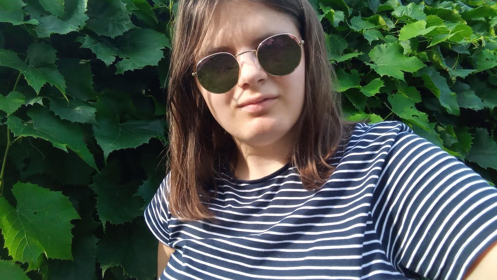 Moja kolekcja okularów przeciwsłonecznych