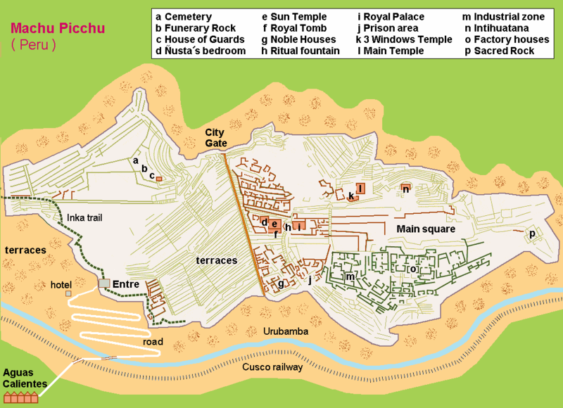 inca map for kids - photo #13