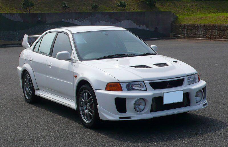 Mitsubishi Lancer Evolution V GSR (CP9A)