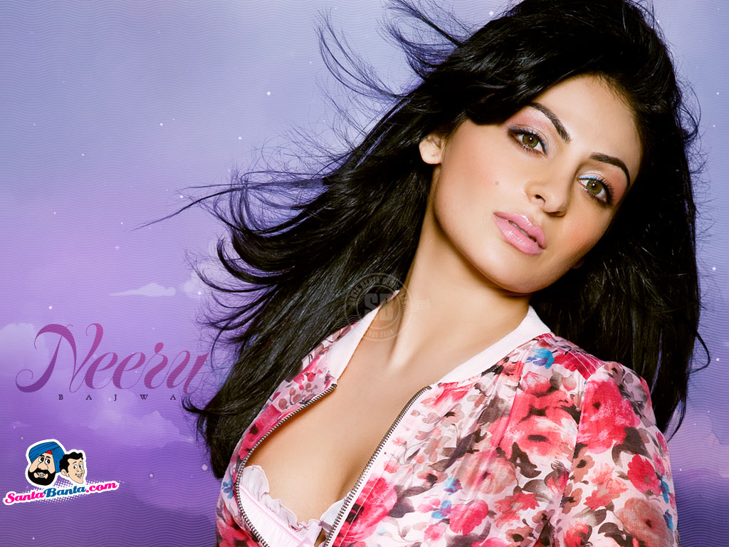 Kashmira Shah: Neeru Bajwa Hot Desktop Wallpapers