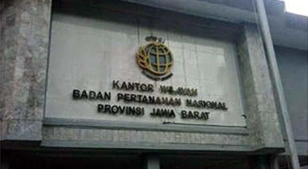 Dirugikan Oknum Pegawai BPN Jabar, PT MPM Ancam Lapor Polisi