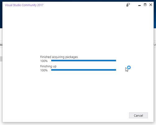 Windows 10 Mobile Emulator - Fenêtre stupide