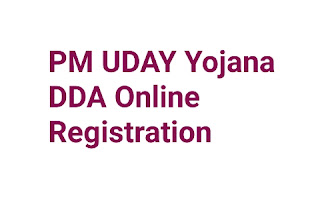 PM UDAY Registration