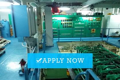 Ship job rank chief engineer august 2016