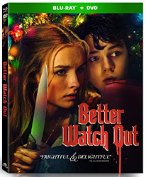 Blu-Ray Giveaway: BETTER WATCH OUT