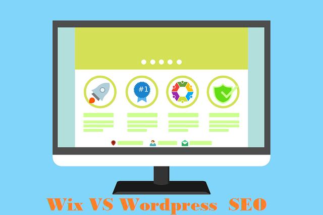 wix vs wordpress SEO, wordpress SEO vs wix SEO