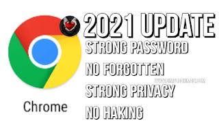 """Google News : Chrome Browser 2021 की नई Security Update में क्या क्या होगा ? """"डिंपल धीमान"""""""
