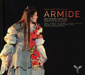 Lully: Armide - Les Talens Lyriques, Christophe Rousset - Aparte