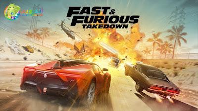 لعبة Fast & Furious Takedown للاندرويد, لعبة Fast & Furious Takedown مهكرة