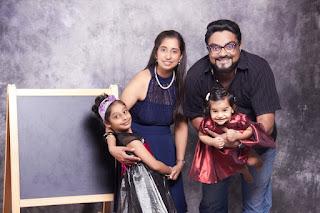 Bunita Family Portrait