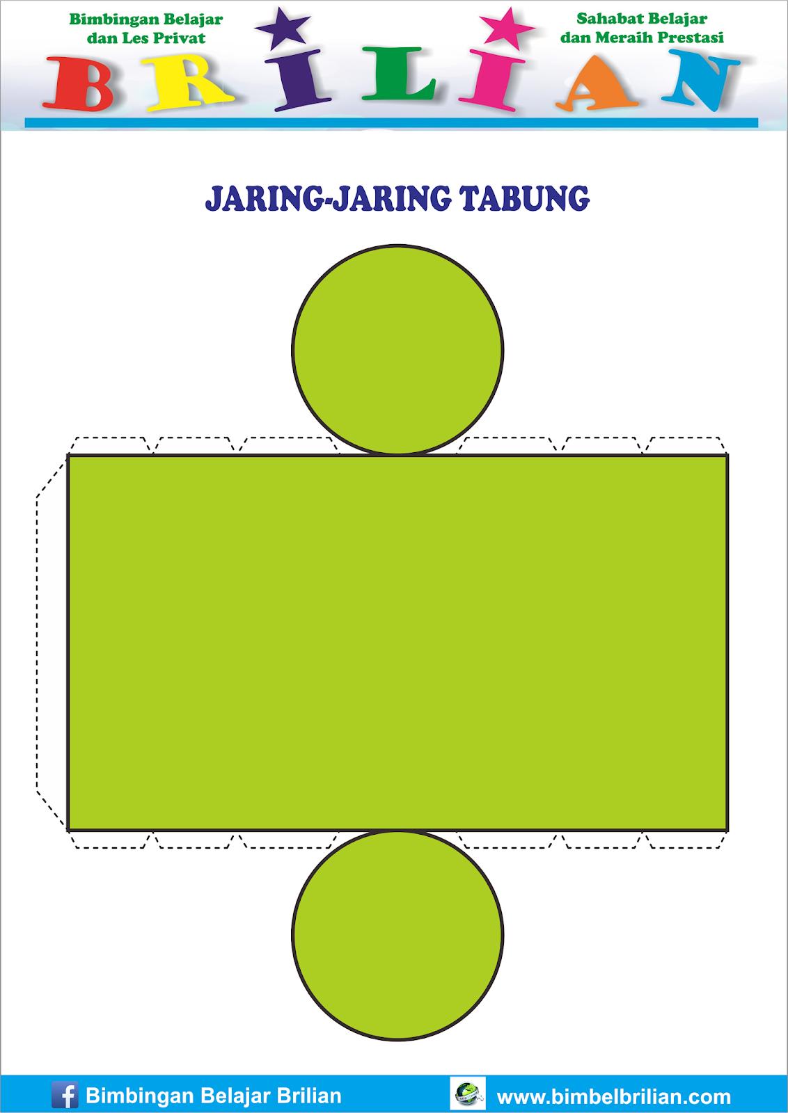 Jaring-jaring Limas - RumusHitung.Com